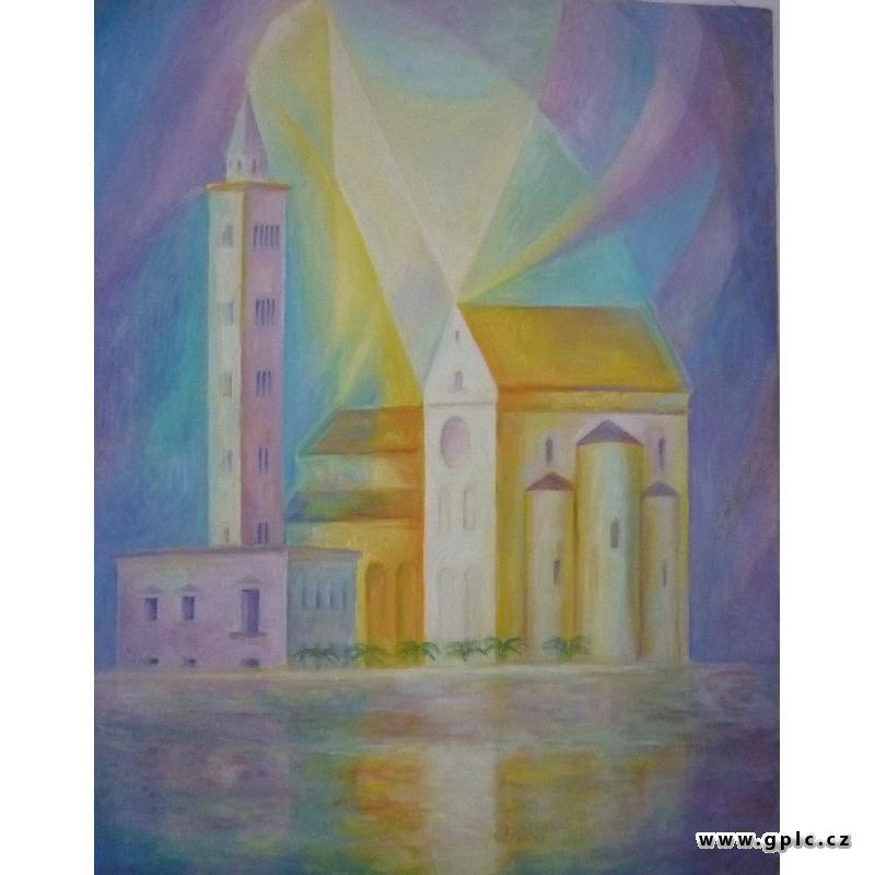 Katedrála v apulii f164